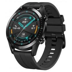 Huawei chytré hodinky Watch GT 2 Fluoroelastomer Strap black (46mm)