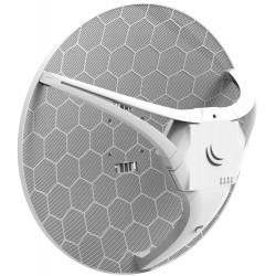 MikroTik RouterBOARD LHG LTE6 kit, 2/3/4G (LTE) modem, 17dBi, SIM slot, LAN, L3