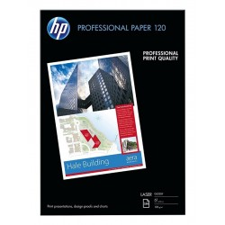 HP Professional Glossy Laser Paper 120 gsm, 250 listů/A3/297 x 420 mm