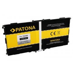 PATONA baterie pro tablet PC Samsung Galaxy Note 10.1 8220mAh 3,8V Li-Pol
