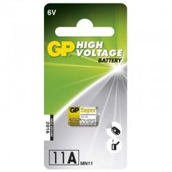 GP alkalická baterie 6V (11A) 1ks blistr