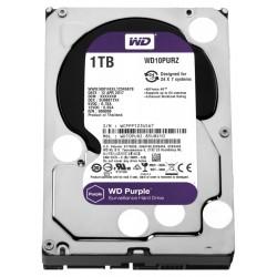 """WD HDD PURPLE 1TB / WD10PURZ / SATA 6Gb/s / Interní 3,5"""" / 5400rpm / 64MB"""