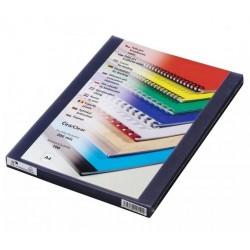 EUROSUPPLIES vazací desky (kryt) PRESTIGE/ formát A4/ čirý/ 100 pack