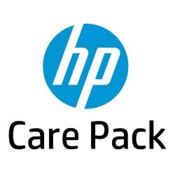 HP Care Pack - Oprava výměnou následující pracovní den, 3 roky, pro skenery HP ScanJet Pro 3500 f1