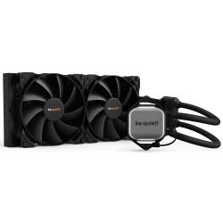 Be quiet! Pure Loop AIO 280mm / 2x140mm / Intel 1200 / 2066 / 1150 / 1151 /1155 / 2011(-3) / AMD AM4 / AM3