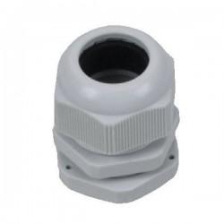 DATACOM Kabelová průchodka  PG9 (4 - 8 mm) šedá