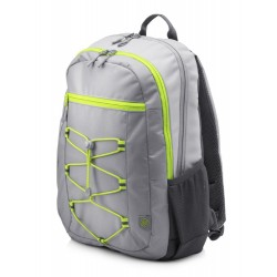 "HP 15,6"" Active Backpack (Grey/Neon Yellow)"