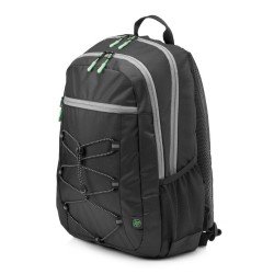 """HP 15,6"""" Active Backpack (Black/Mint Green)"""