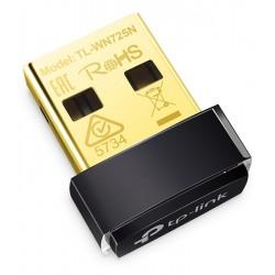 TP-Link TL-WN725N/ bezdrátový USB mini adaptér/ 802.11b/g/n/ 150 Mbps