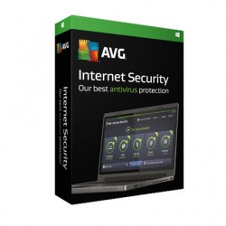 AVG Internet Security for Windows, 7PC (2roky) (SALES NUMBER) email