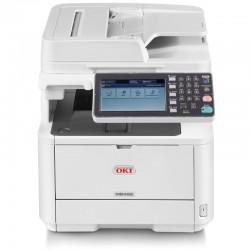 OKI MB492dn A4, 40 ppm, 1200x1200 dpi, RADF, PCL, USB2.0, LAN, Duplex