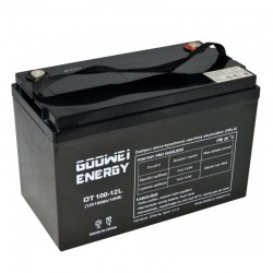 GOOWEI ENERGY Pb záložní akumulátor VRLA GEL 12V/100Ah (OTL100-12)