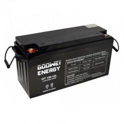 GOOWEI ENERGY Pb záložní akumulátor VRLA GEL 12V/150Ah (OTL150-12)