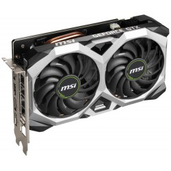 MSI GeForce GTX 1660 SUPER VENTUS XS OC / PCI-E / 6GB GDDR6 / HDMI / 3x DP