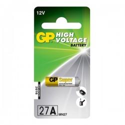 GP alkalická baterie 12V 27A 1ks blistr