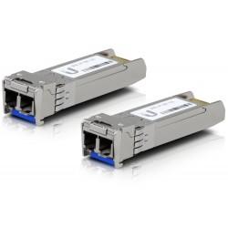 UBNT Single-Mode optický modul SFP+, 10Gbit - sada 2 kusů