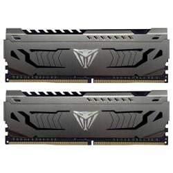 PATRIOT Viper Steel Series V4S 64GB DDR4 3000MHz / DIMM / CL16 / 1,35V / Heat Shield / KIT 2x 32GB
