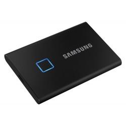 SAMSUNG T7 TOUCH SSD 2TB externí/ černý