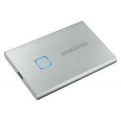 SAMSUNG T7 TOUCH SSD 2TB externí/ stříbrný