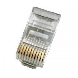 DATACOM konektor UTP CAT5E 10p10c- RJ48 lanko