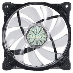 AKASA LED ventilátor Vegas 7 / AK-FN092 / 120mm / výška 25mm/ 3pin PWM/ 7 barev podsvícení