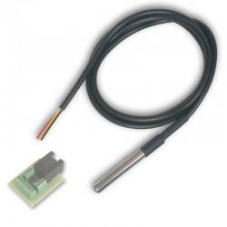 TINYCONTROL voděodolné teplotní čidlo DS18B20 pro LAN ovladač