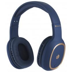 NGS sluchátka s mikrofonem Arctica Pride/ BT/ Modré