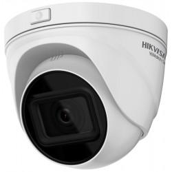 HIKVISION HiWatch IP kamera HWI-T621H-Z/ Dome/ 2Mpix/ objektiv 2,8 - 12 mm/ H.265/ krytí IP67/ IR až 30 m/ kov + plast