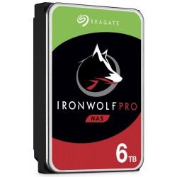 "Seagate IronWolf Pro 6TB HDD / ST6000NE000  / Interní 3,5"" / 7200 rpm / SATA 6Gb/s / 256MB"