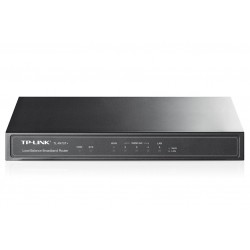 TP-Link TL-R470T+ / 5port Multi-WAN router/1x WAN, 1x LAN, 3 x měnitelný WAN/LAN