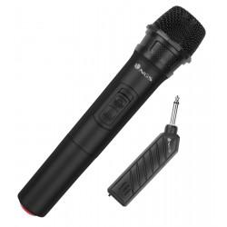 NGS SINGER AIR bezdrátový mikrofon pro karaoke/ Jack 6,3mm