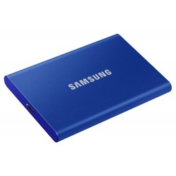 "Samsung externí SSD 500GB 2,5"" / USB 3.2/ Modrý"