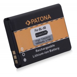 PATONA baterie pro mobilní telefon Nokia BL-5B 1000mAh 3,7V Li-Ion