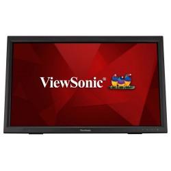 """ViewSonic TD2423 / 24""""/ IR Touch/ VA / 16:9/ 1920x1080/ 7ms / 250cd/m2 / DVI / HDMI/ VGA / USB/ Repro / Bookstand"""