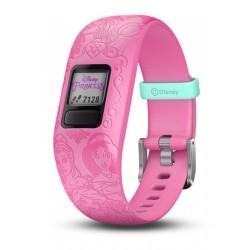 GARMIN fitness náramek pro děti vívofit junior2 Disney Princess Pink