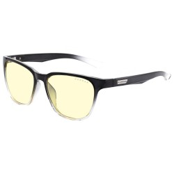 GUNNAR herní brýle BERKELEY / obroučky v barvě ONYX FADE / jantarová skla