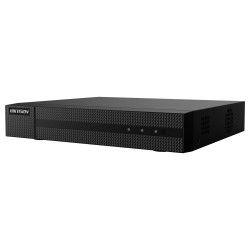 HIKVISION HiWatch NVR rekordér HWN-4108MH-8P(B)/ pro 8 kamer/ 8x PoE/ rozlišení 8Mpix/ HDMI/ VGA/ kov