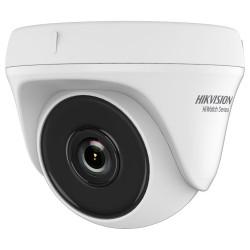 HIKVISION HiWatch turbo HD kamera HWT-T140-P/ Dome/ rozlišení 4Mpix/ objektiv 2,8 mm/ Indoor/ Plast