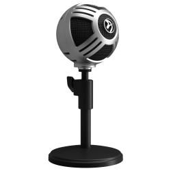 AROZZI mikrofon SFERA PRO/ stříbrný
