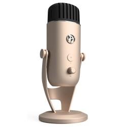 AROZZI mikrofon COLONNA/ zlatý