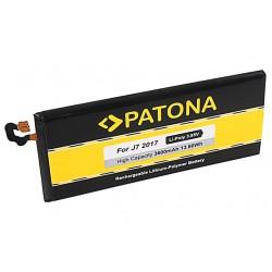 PATONA baterie pro mobilní telefon Samsung Galaxy J7/2017/ 3600mAh 3,85V Li-Pol