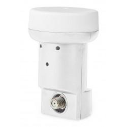 NEDIS univerzální LNB konvertor/ jeden výstup/ úroveň šumu: 0,2–0,9 dB