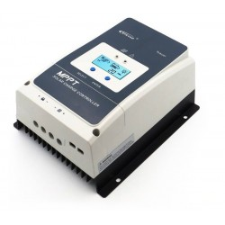 EPsolar TRACER5420AN solární MPPT regulátor 12/24/36/48 V, EPsolar TracerAN 50A, vstup 200V