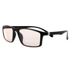 AROZZI herní brýle VISIONE VX-200/ černé obroučky/ jantarová skla