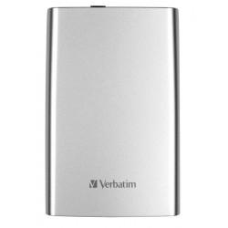 "VERBATIM HDD/ Store 'n' Go/ 2TB/ Externí 2,5""/ USB 3.0/ stříbrný"