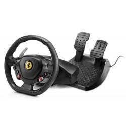 THRUSTMASTER Sada volantu a pedálů T80 Ferrari 488 GTB Edition pro PS4 a PC