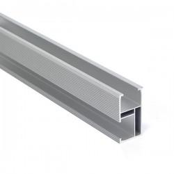 GWL/POWER SCHL1M1-40 hliníková lišta SC pro montáž jednoho solárního panelu (1,1m)