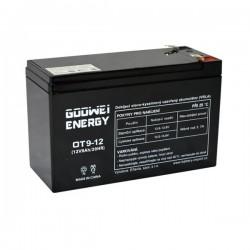 GOOWEI ENERGY Pb záložní akumulátor VRLA AGM 12V/9Ah (OT9-12)