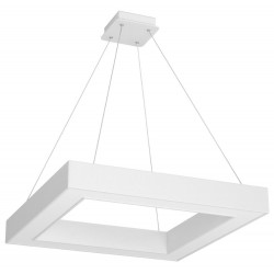 IMMAX NEO CANTO SMART závěsné svítidlo  80x80cm 60W bílé