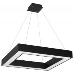 IMMAX NEO CANTO SMART závěsné svítidlo 80x80cm 60W černé